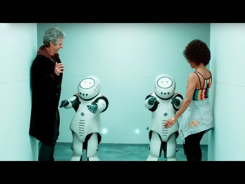 Escaping the Emojibots - Smile - Doctor Who - BBC