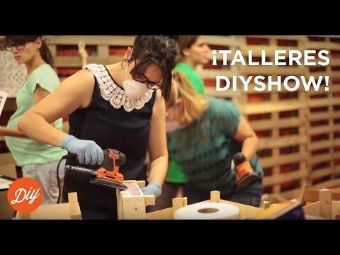 BLACK+DECKER™ en los talleres del DIYSHOW con los compañeros de Handfie