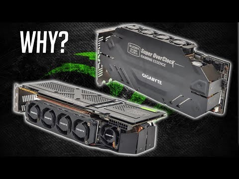 Graphics Cards You Can't Buy: The Unique 5-Fan GTX 680 / HD 7970