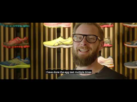 Science Behind the Shoe - Episode 1: Cushioning | Running Shoes Advice | ASICS