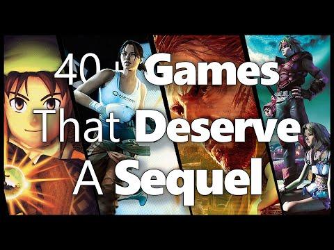 40+ Amazing Games That Deserve A Followup