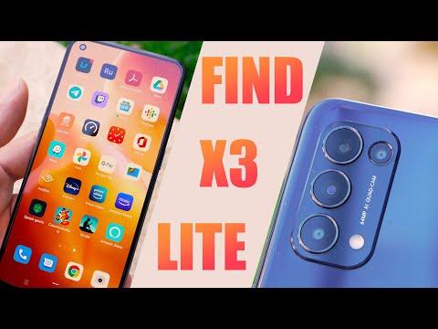 OPPO Find X3 Lite 5G: tutto, ma non chia …