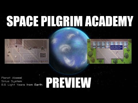 Space Pilgrim Academy PREVIEW