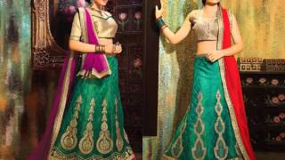 Lehenga Choli Collection For Indian Navratri Festival 2015