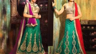Lehenga Choli Collection For Indian Navratri Festival 2015