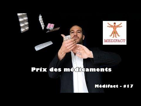 Prix des médicaments - Médifact #17