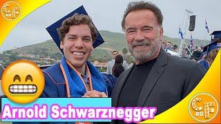 Arnold Schwarznegger habla de cirugía en la que estuvo a punto de perder la vida
