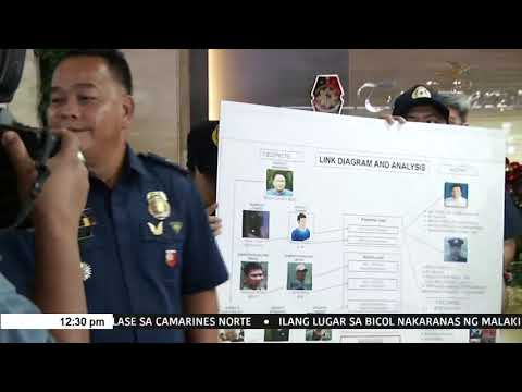 PNP files criminal raps vs Daraga, Albay Mayor Baldo and several others over Batocabe killing