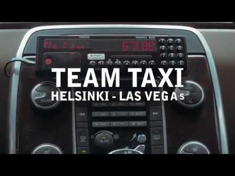 TEAM TAXI – Gumball 3000
