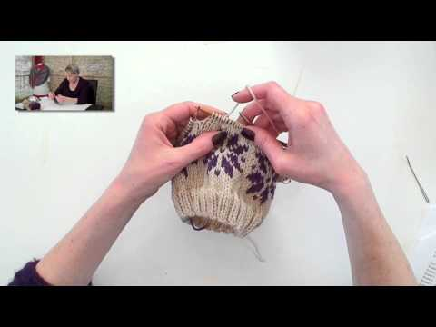 Download Youtube mp3 - Learn to Knit Fair Isle - Part 1