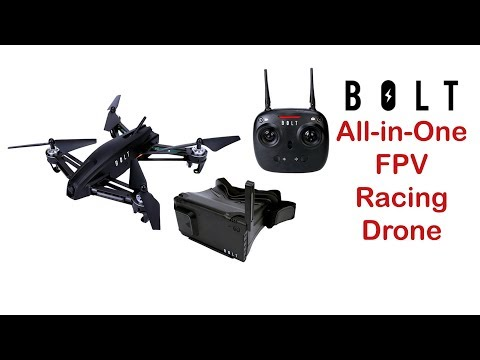 Bolt FPV Racing Drone - Full Review