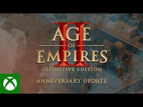 Age of Empires II: Definitive Edition Anniversary Update