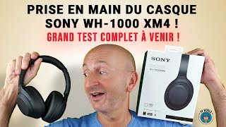 vidéo test Sony WH-1000XM4 par PP World