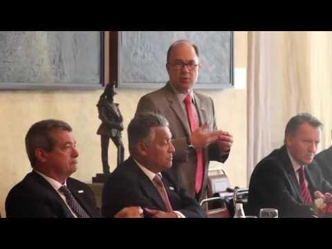 Imagem post: Presidente da SulAmérica participa de almoço da Aconseg-SP