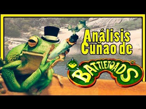 Análisis Cuñao de Battletoads (NES)