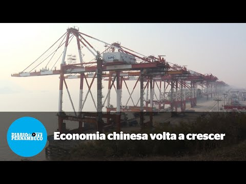 China: PIB cresce 3,2% no segundo trimestre