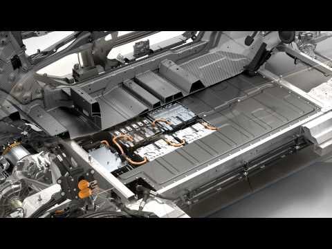 BMW i3 Battery Class