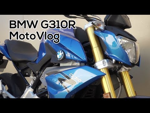 Motosx1000: MotoVlog BMW G310R - En Carretera -