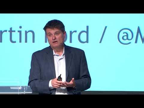 Eiendom Norge konferansen 2018: Kommer robotene for å ta jobbene våre?