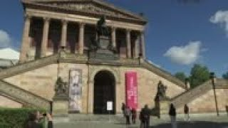 Four Berlin state museums reopen to visitors