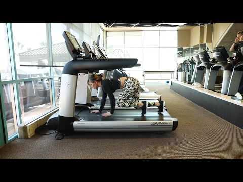 Treadmill HIIT Challenge Workout - Jillian Michaels