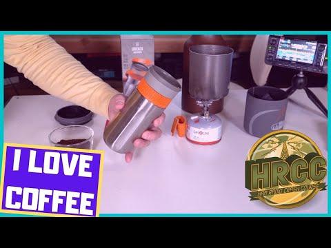 Wacaco Pipamoka Coffee Maker, A Hams Best Friend?
