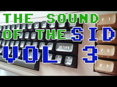 The Sound Of The SID Vol. 3 - Greatest Hits