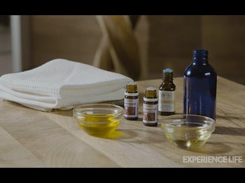 DIY Beauty: Cypress Firming Facial Oil