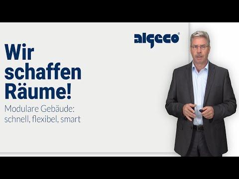 Die Zukunft des Bauens ist modular I ALGECO