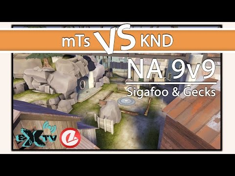 eXtv/EVLTV Live: UGC Plat S16 Playoffs - mTs vs KND (UB1)