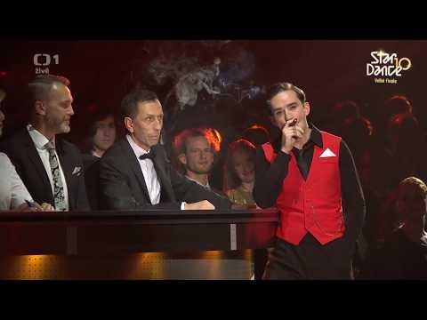 Finále: Matouš Ruml a Natálie Otáhalová - Tango