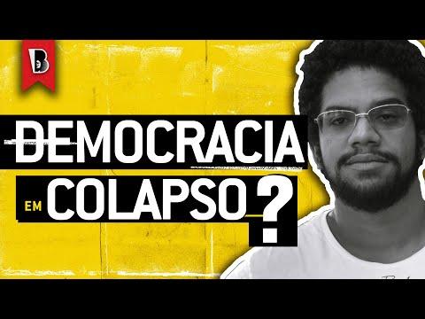 A DEMOCRACIA ESTÁ EM COLAPSO?   Jones Manoel