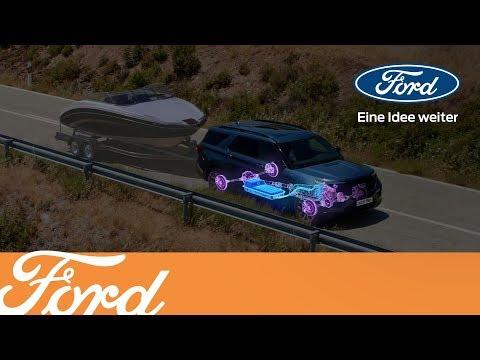 Bezwingen Sie jedes Terrain mit dem neuen Ford Explorer | Ford Austria