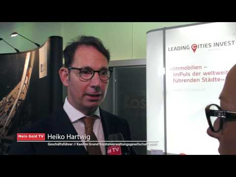 "KanAm Grund: Heiko Hartwig zum Thema ""Investitionen in Leading Cities"""