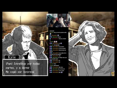 5x20 #125 Hotel Dusk: Room 215 (NDS) (PARTE 12)