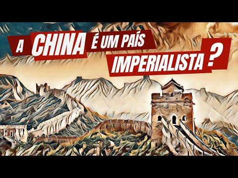 A China é um país imperialista?