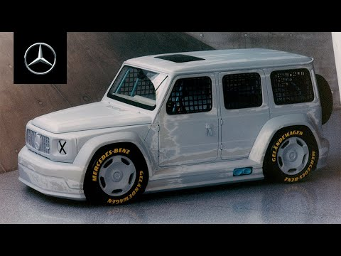 Project Geländewagen: a Mercedes-Benz and Virgil Abloh collaboration