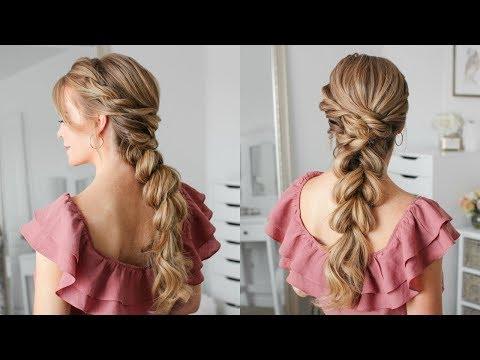Twisted Braid + Pull Thru Braid   Missy Sue