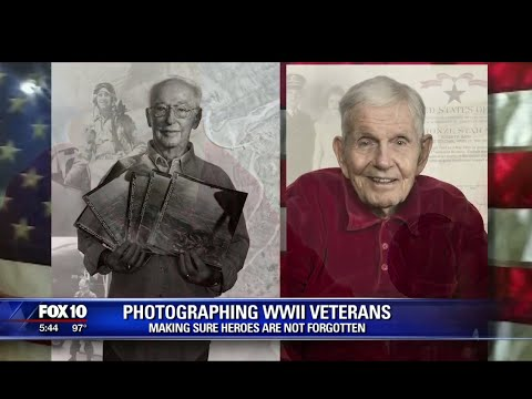 FOX10 - Belmont Village Scottsdale Honors Veterans