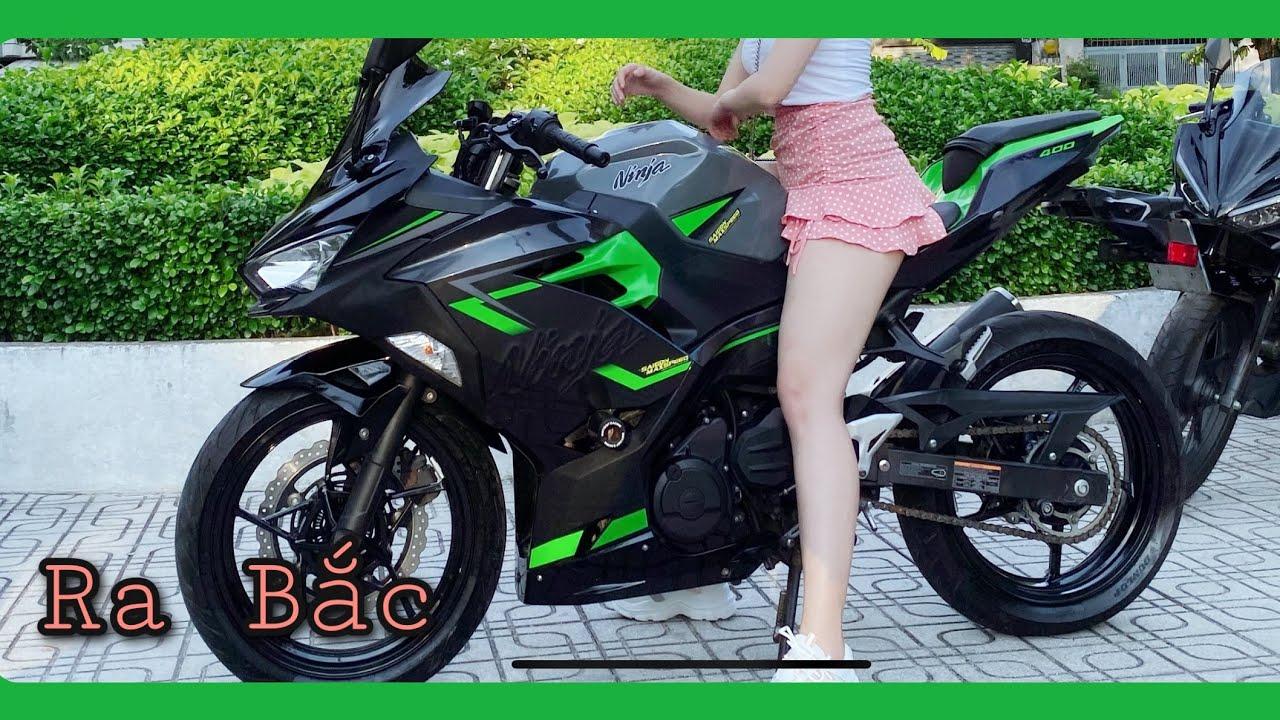 Giao Kawasaki Ninja400 ra Bắc – Xe moto rẻ | MinhBiker
