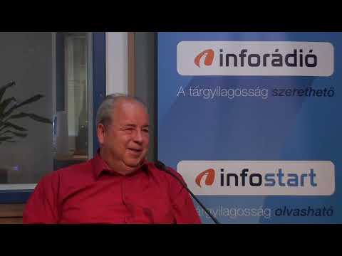 InfoRádió - Aréna - Sós Csaba - 1. rész - 2020.08.04.