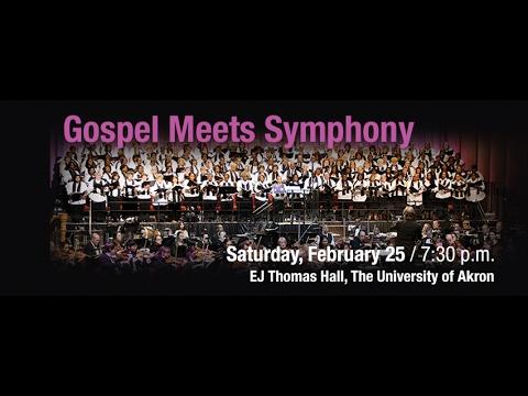 ASO Gospel Meets Symphony