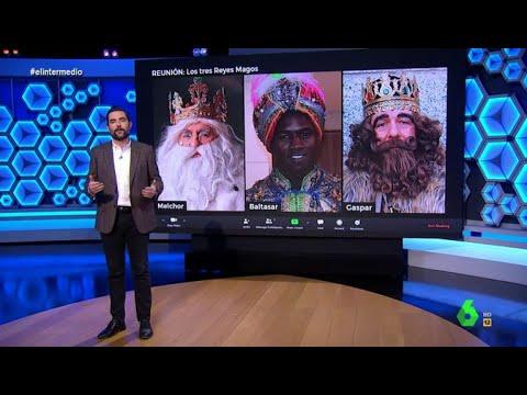 Así serán las Navidades de 2020: cena sin cuñados y videollamada de los Reyes Magos - El Intermedio