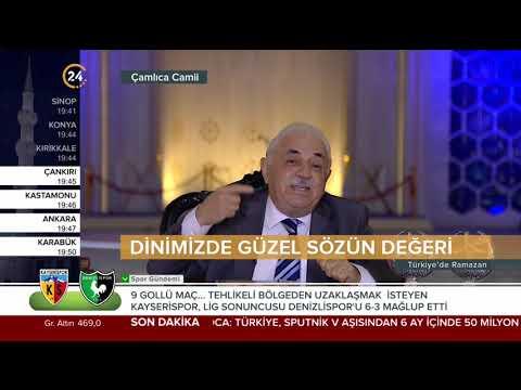 Türkiye'de Ramazan – 28 04 2021