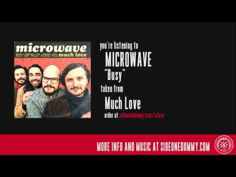 Microwave - Busy