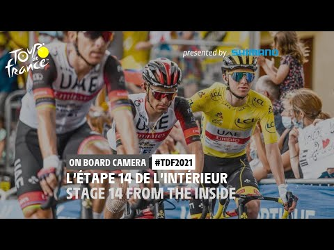 #TDF2021 - Stage 14 - Daily Onboard Camera
