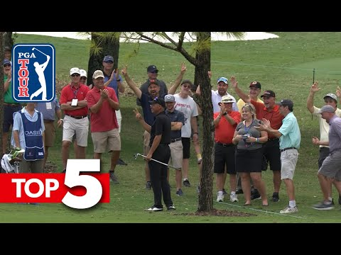 Top 5 Shots of the Week | AT&T Pebble Beach 2019