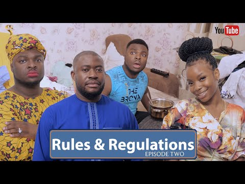 AFRICAN HOME: RULES & REGULATIONS | EPISODE TWO (VISITORS)