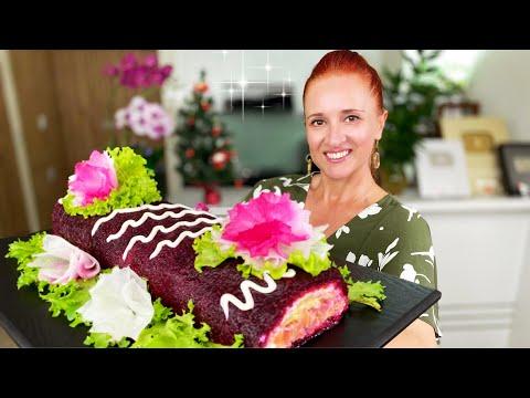 Всегда готовлю на Новогодний стол САЛАТ ШУБА любимое блюдо на праздничный стол Люда Изи Кук salad RU