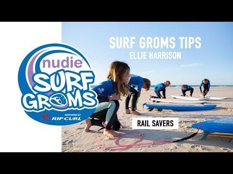 Surfing 101:  Rail Savers, Lesson 4